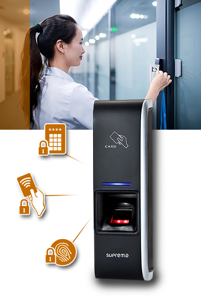 access control solution for businesses in the UK